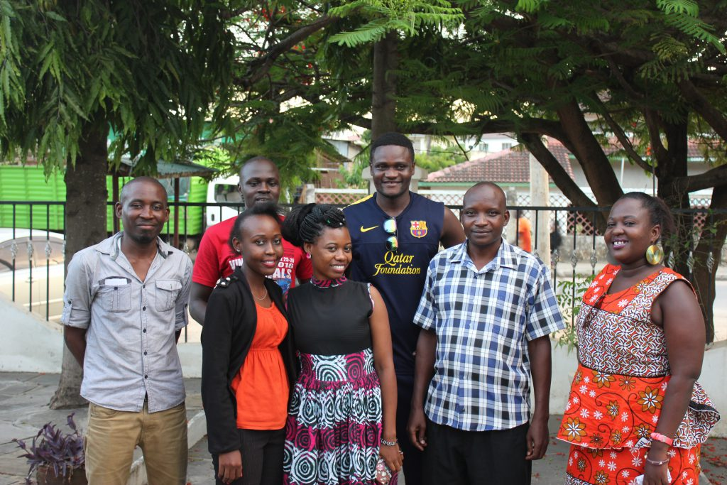 Project Partner Team Uwezo Development Initiative